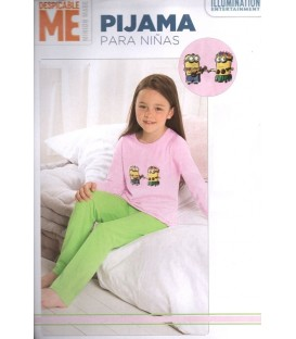 Pijama Minions Hawai!