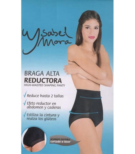 YSABEL MORA Braga Alta Reductora Encaje Mujer