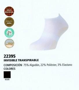 Pack de 3 calcetines caballero invisibles Ysabel Mora