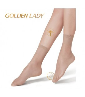 Tobilleros Sunfresh Sock Golden Lady