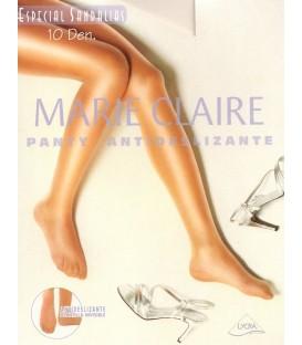 Panti antideslizante Marie Claire