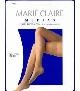 Media espuma fina Marie Claire