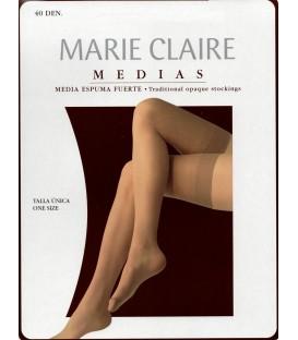 Media espuma fuerte Marie Claire