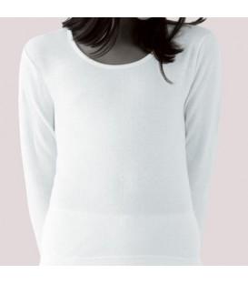 Camiseta Princesa manga larga clásica para niña