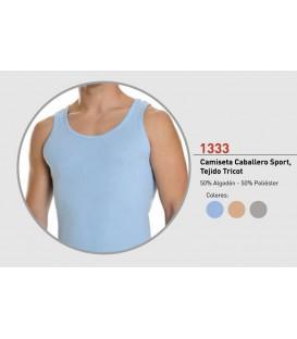 Camiseta Basket Tirantes tejido tricot