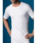 Camiseta Abanderado Termal manga corta, Fibra de Invierno