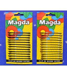 Horquillas Magda (12 unidades)