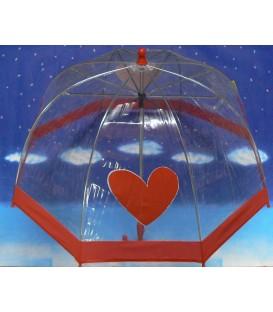 Paraguas fantasía para niño