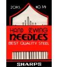 Agujas para coser Needles