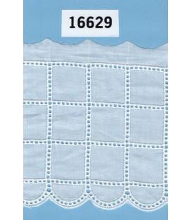 Tira bordada Bordados Unidos 16629