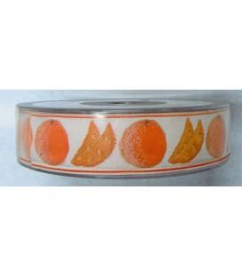 Cinta tapacosturas Naranjas