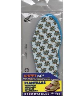 Plantilla Happy Baby
